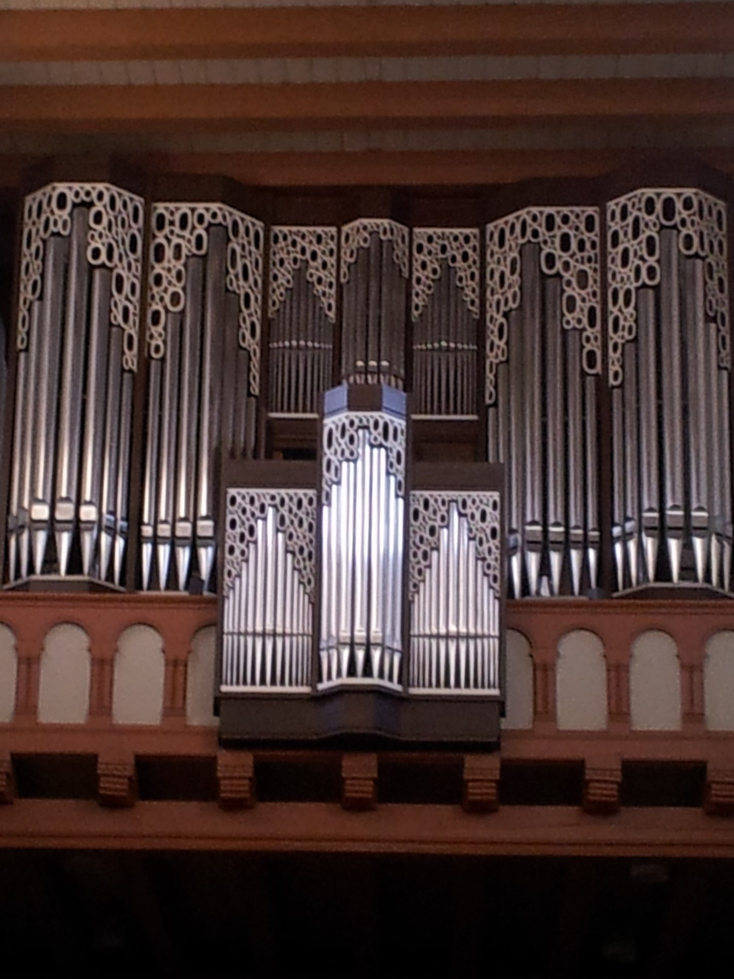 Rudolf-Janke-Orgel Bad Pyrmont