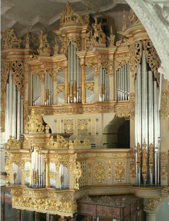 Rowan West-Orgel Celle