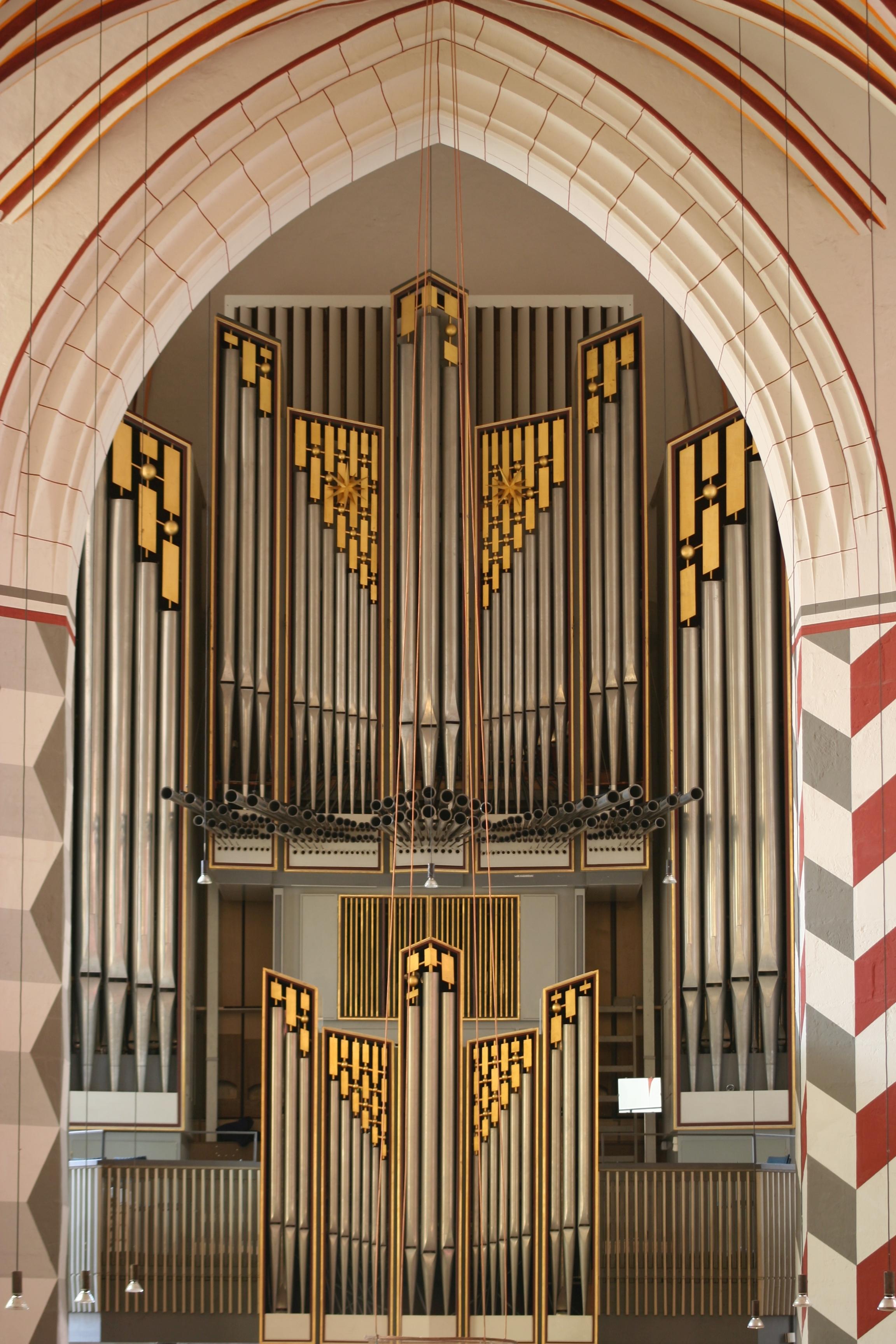 Paul und Dieter Ott/Siegfried Schmid-Orgel