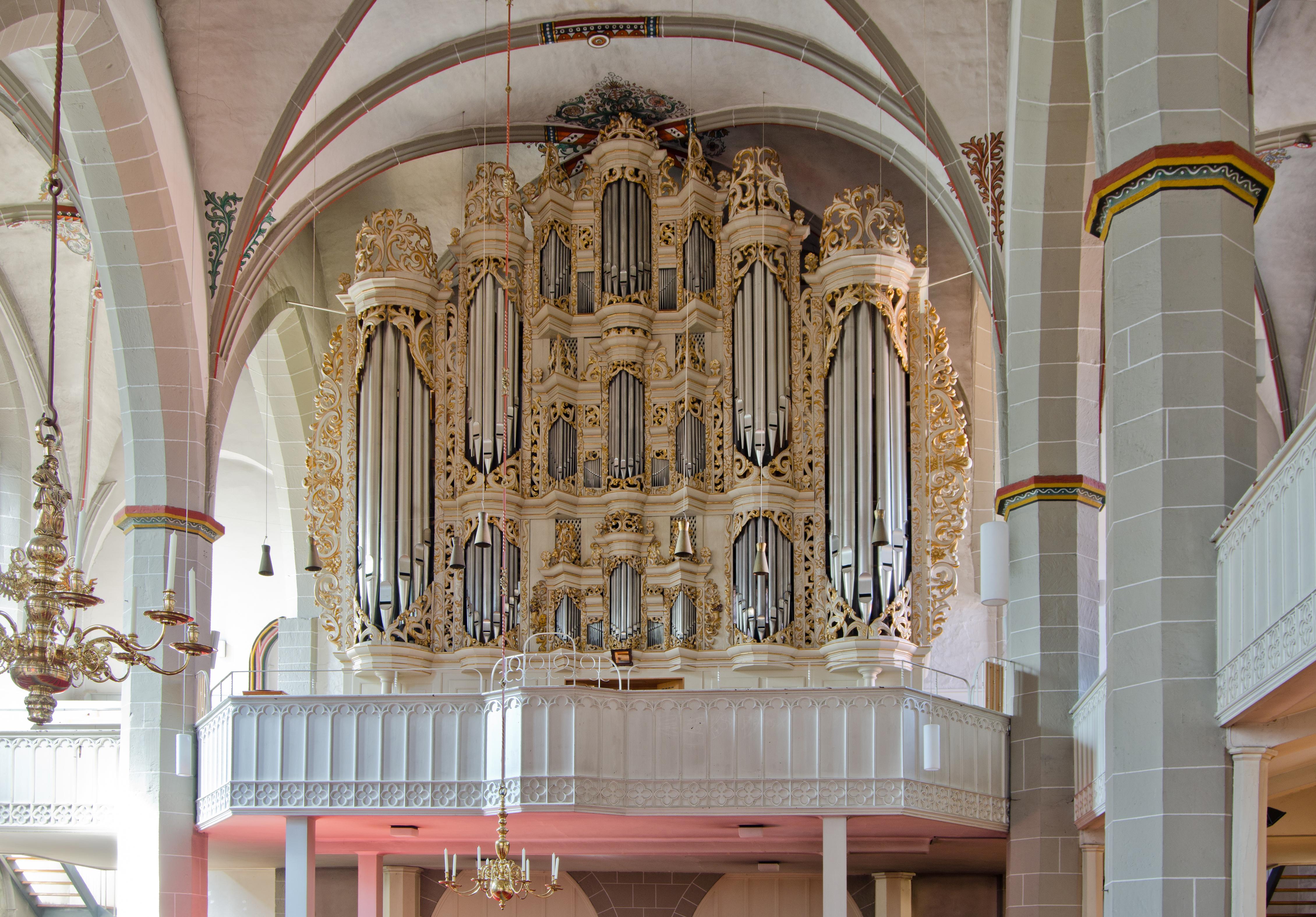 Johann Hinrich Gloger-Orgel Northeim