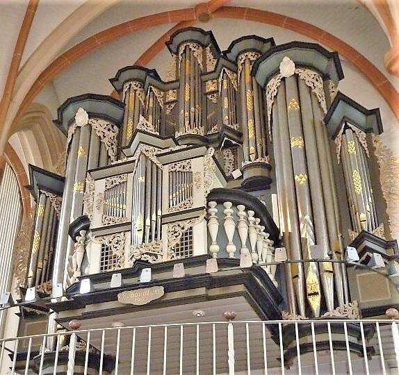 Ernst Palandt-Orgel Hildesheim_Foto: Patrick Gläser