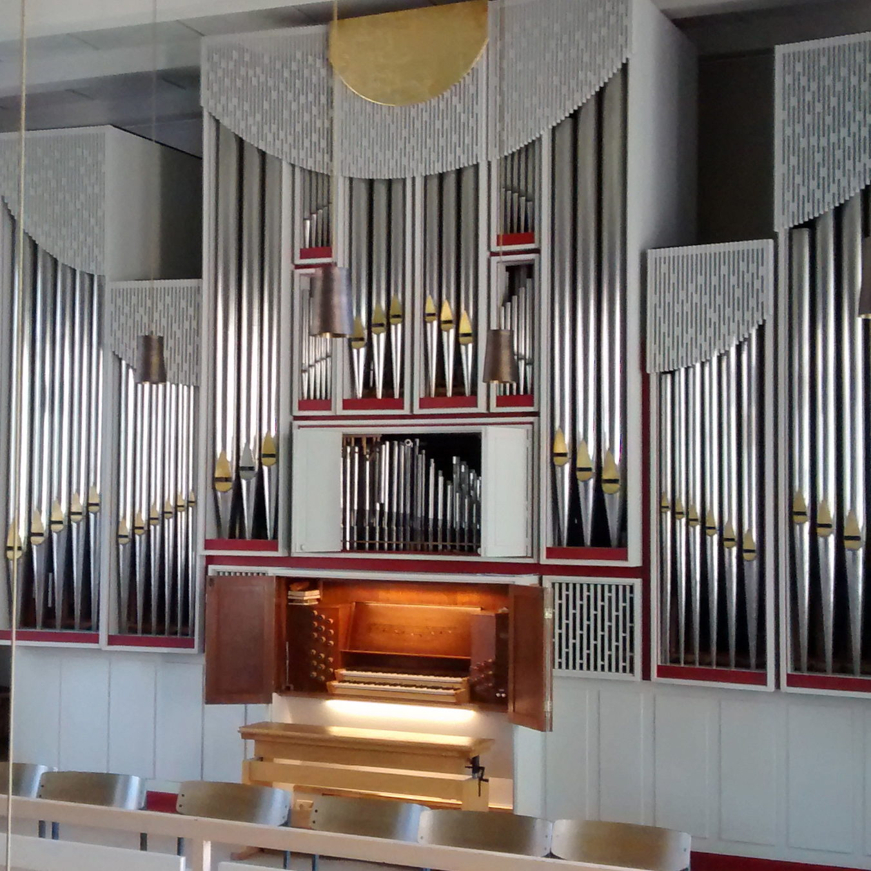 Fa. Hammer/Schloetmann-Orgel Sarstedt