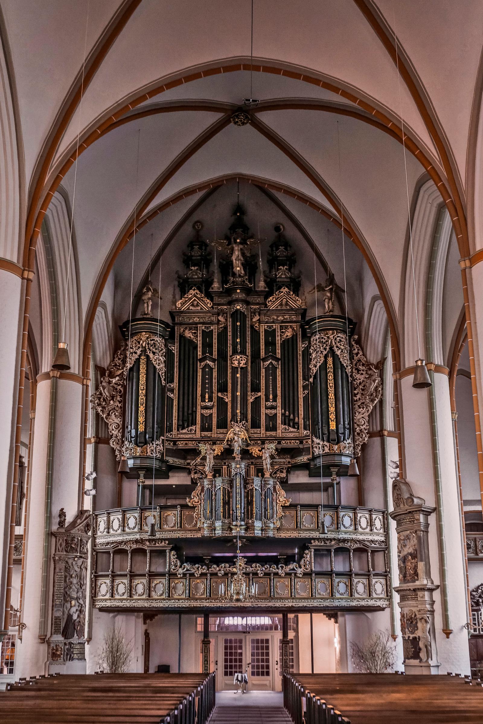 Niehoff/Dropa/Beckerath-Orgel_Foto: Jochen Quast