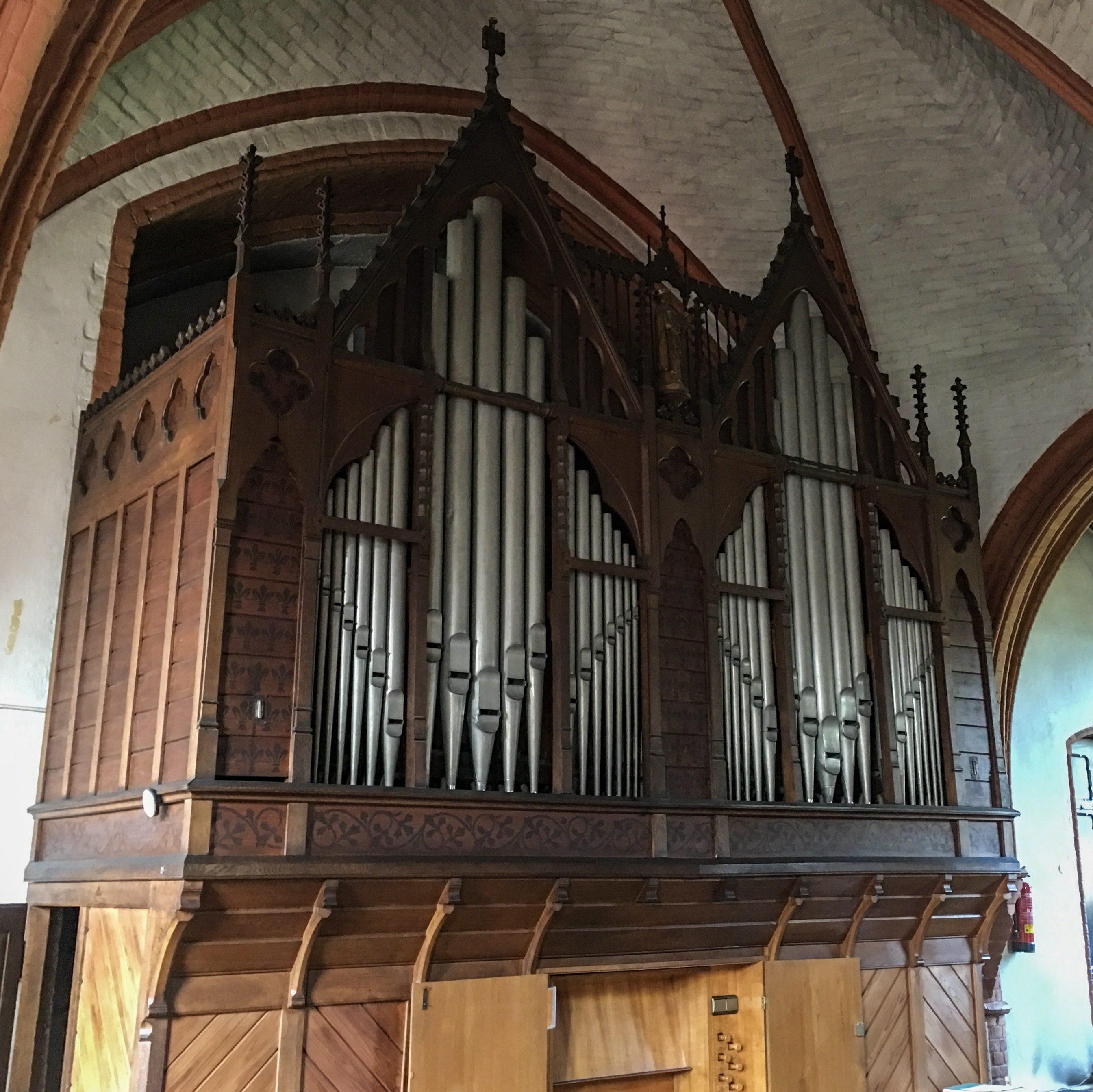 Furtwängler-Orgel Tostedt