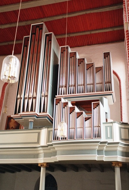 Paul Ott-Orgel Winsen