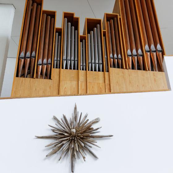 D. A. Flentrop/Zaandam-Orgel Wolfsburg